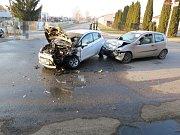 Dopravní nehody v Zámrsku, Lanškrouně a Vysokém Mýtě. Foto: archiv Policie ČR