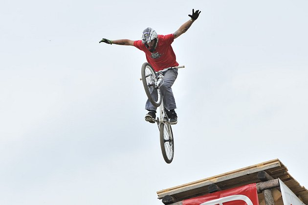 FFT Slopestyle 2012.