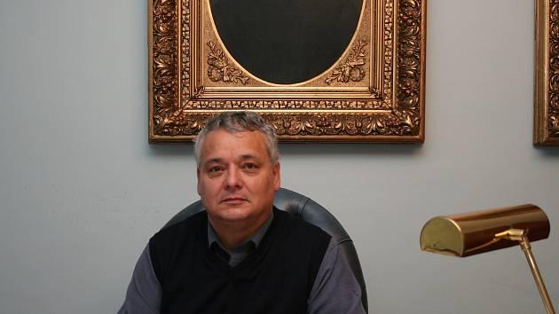 Václav Kubín, starosta města Králíky.
