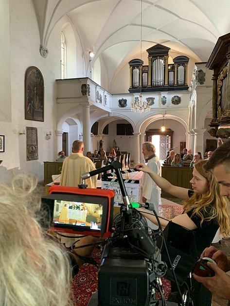 Farář Zbigniew Czendlik dostal roli ve filmu Gump. Nový český film bude mít premiéru na konci roku.