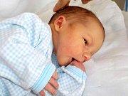 Martin Kovář je po Laurince druhé dítě Lucie a Jaromíra z České Třebové. Narodil se 28. června v 7.53 hodin s váhou 3,060 kg.