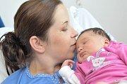 Štěpánka Hubálková, tak pojmenovali dceru Radka Krčmářová a Antonín Hubálek z Letohradu. Holčička se narodila 29. 5. v 23.15, kdy vážila 4,340 kg.