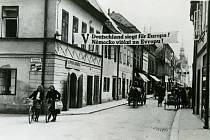 Vysoké Mýto, rok 1941