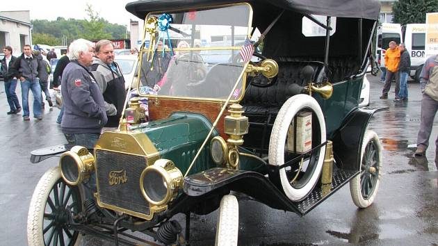 Ústecký autosalon 2012.