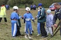 Kolem tří set dětí změřilo své síly a dovednosti v Memoriálu Zdeňka Veselého, který se po třinácté konal v Černovíře.