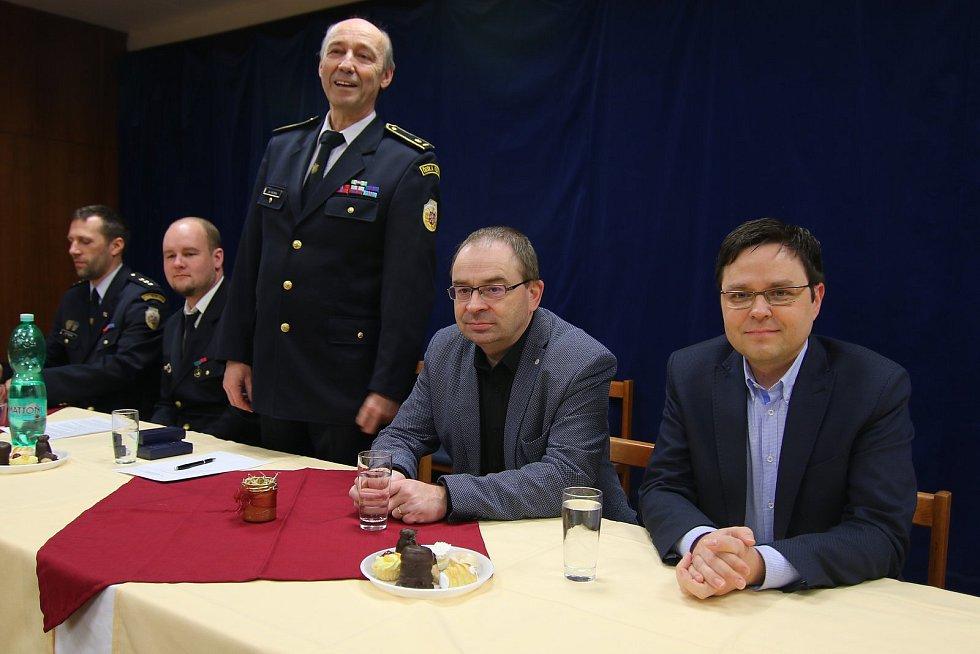 Valná hromada SDH Ústí nad Orlicí I.