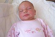 Kateřina Poláková rozšířila rodinu Lucie a Václava z Lanškrouna. Holčička se narodila 13. 3. ve 3.16 hodin, kdy vážila 4,160 kg. Bráška se jmenuje Vašík.