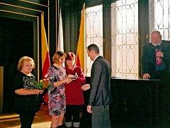 Město Žamberk získalo ocenění od Svazu diabetiků.