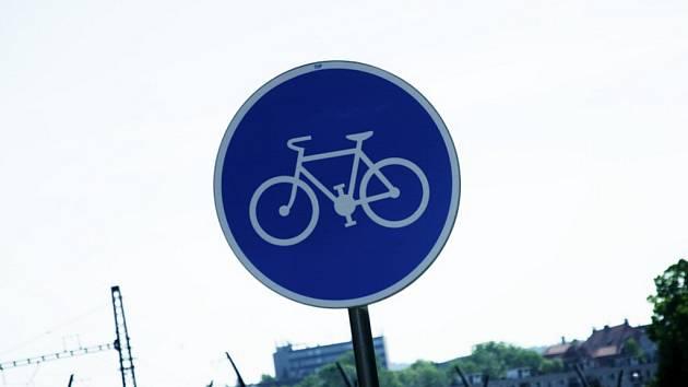 Cyklostezka - ilustrační foto.