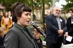 Za nezávislost justice se demonstrovalo i v Ústí nad Orlicí.