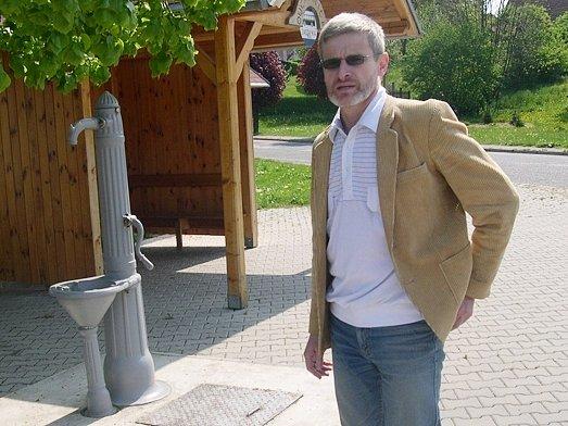 Starosta Zdeněk Veselý
