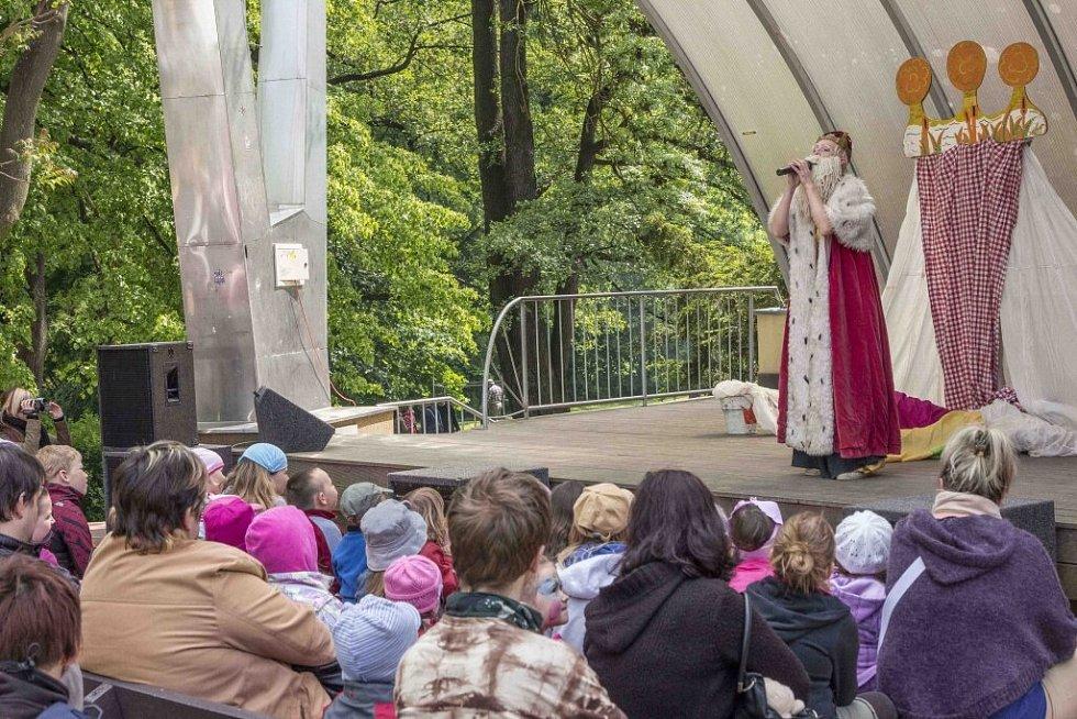 Festival Českotřebovský kohoutek.