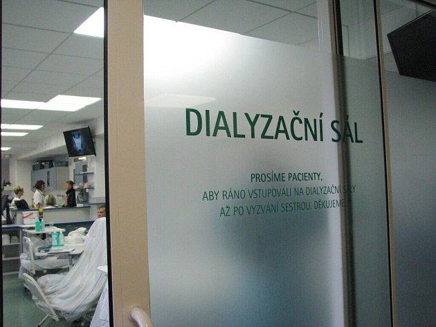 Dialýza.Ilustrační foto.