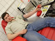 """""""Kdo miluje, daruje krev"""" v Orlickoústecké nemocnici."""