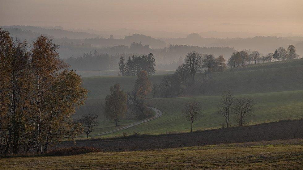 Fotograf Rostislav Bartoň se rád toulá krajinou Orlických hor a Podorlicka.