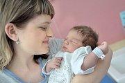 Veronika Vyčítalová je dalším potomkem Lenky a Petra z Hnátnice. Narodila se 7. 3. ve 23.57 hodin s váhou 3,830 kg. Sestřička se jmenuje Anetka.