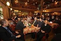 Ze slavnostního založení organizace pro propagaci cestovního ruchu v destinaci Orlické hory a Podorlicko.
