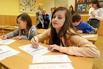 Základní škola Komenského otevřela dveře