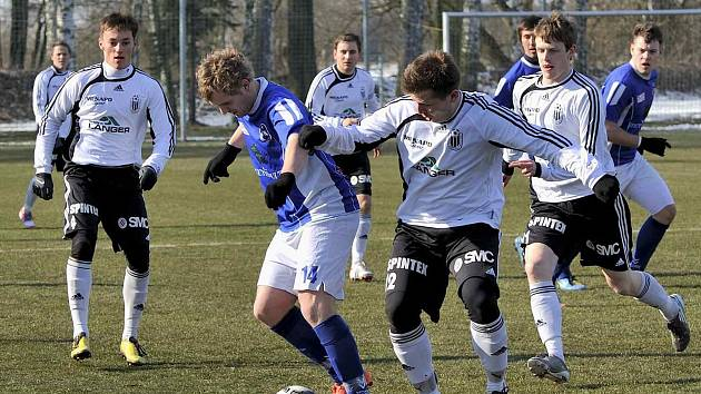 Fotbalisté Ústí přejeli Turnov 5:0