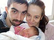 Leontýna Světlíková je prvorozená dcera Jany a Petra z Letohradu. Narodila se 3. 1. v 19.14 hodin a vážila 3230 g.
