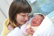 Anita Robotková těší rodiče Lenku a Leoše z Libchav. Narodila se 29. 12. v 5.14 hodin, kdy vážila 3,80 kg. Bratříček se jmenuje Matyáš.