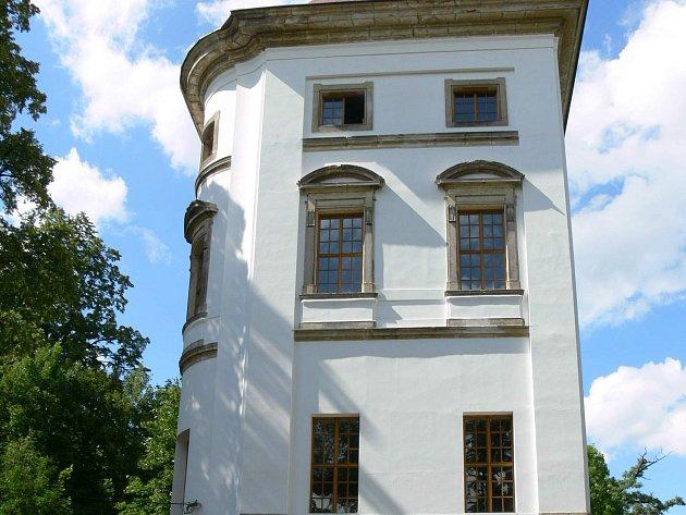 Nový zámek u Lanškrouna.