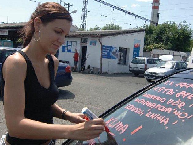 Česká ojetá auta stojí téměř tolik, co zahraniční. Rozhodující pro zákazníka je cena, stav vozidla a jeho výbava. V letních měsících většina lidí požaduje klimatizaci.