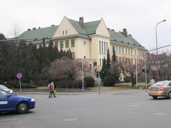 Českotřebovské gymnázium dnes.