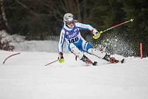 Páteční slalom v rámci Skiinterkriteria 2015