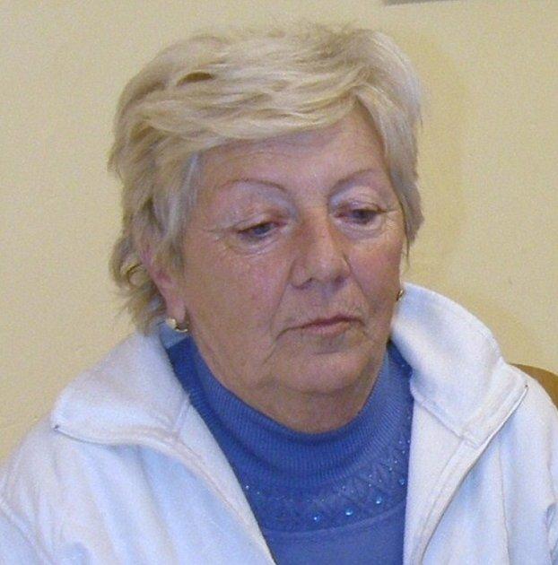 Jana Borovičková.