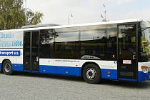 Nový autobus značky Setra.