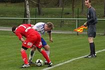 Lanškroun - Pardubice B 0:1.