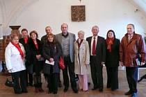 Ze setkání s delegací z chorvatského daruvaru.