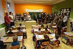 V pondělí 2. září usedlo do lavic základních škol v Ústí nad Orlicí celkem 129 prvňáků