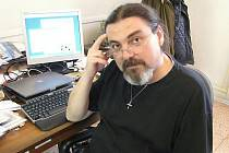 Šéfredaktor Karel Pokorný