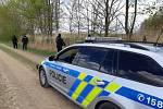Policejní po podezřelém z vraždy Liboru Souhradovi pokračuje