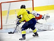 Krajská hokejová liga: HC Spartak Choceň - BK Havlíčkův Brod B.