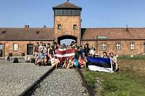 Ústečtí studenti opět šli po stopách uprchlíků