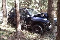 Nehoda v Tatenicích