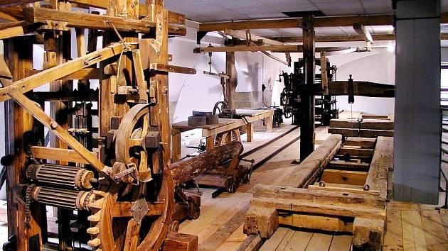 Muzeum řemesel v Letohradě.
