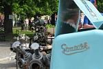 Desáté Sodomkovo Vysoké Mýto představilo místní firmy Sodomka a Stratílek.