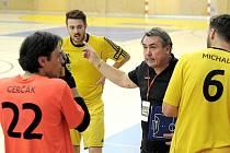 Padlo rozhodnutí. Trenér Roman Páral už nebude nadále udílet pokyny hráčům na střídačce. Dozrál čas, aby mužstvo vedl někdo jiný.