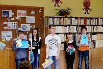 Recitační soutěž v ZŠ Sopotnice.