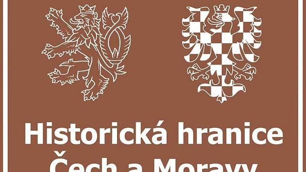 Historická hranice Čech a Moravy