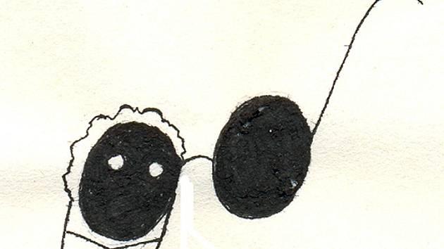 Kresba Jana Steklíka.