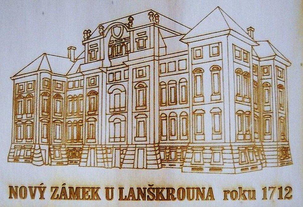 Nové suvenýry ze Zámečku u Lanškrouna.