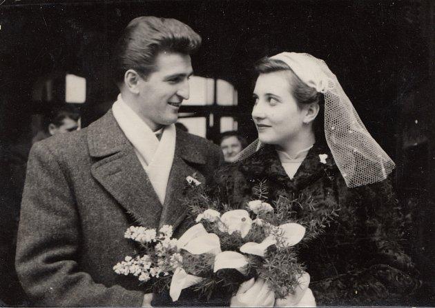 Svatební fotografie Jany Blažejové