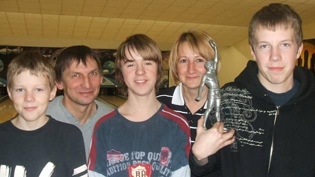Z turnaje Pepa Hoblík junior.
