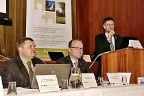 V kulturním domě v Českých Heřmanicích se uskutečnil závěrečný workshop a konference k projektu MAS jako nástroj spolupráce obcí.