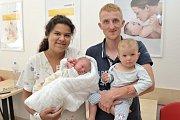 Jan Bock je po Adélce druhým dítětem Jany Bockové a Jiřího Ondry z Vlčkova. Narodil se 21. 6. v 4.56 hodin a vážil 3,2 kg.